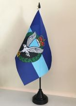 ARMY AIR CORPS TABLE FLAG (MEDIUM 22.5cm x 15cm)